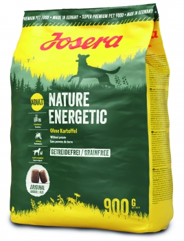 NATURE ENERGETIC 25/17 900g Beutel