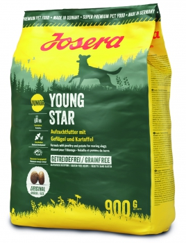 YOUNGSTAR 25/13 900g Beutel