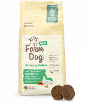 FarmDog Active grainfree Adult